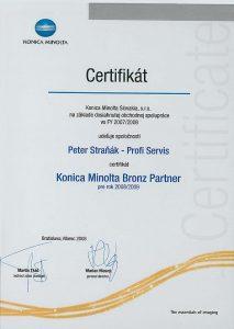 bronz partner 2008_2009